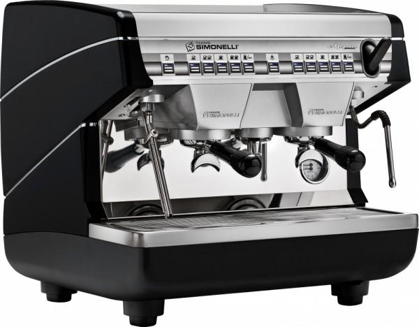 Кофемашина Nuova Simonelli Appia II Compact 2 GR V (Высокие группы) + Экономайзер
