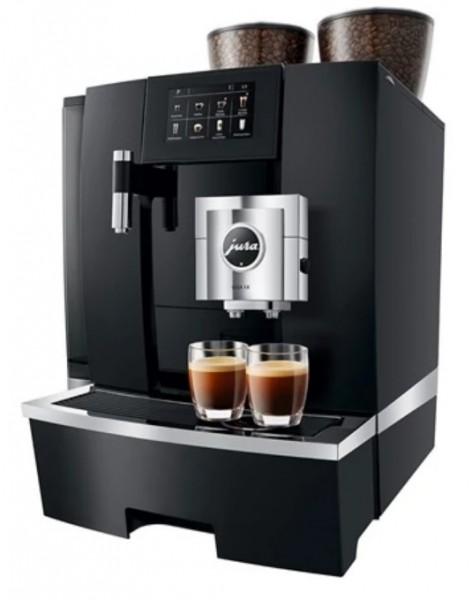 Кофемашина Jura GIGA X8 Gen. 2 Alu Black Professional