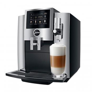 Кофемашина JURA S8 Chrome
