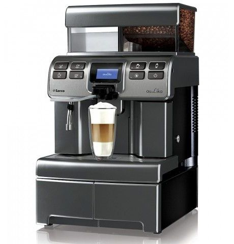 Кофемашина Saeco Aulika Top High Speed Cappuccino RI V2