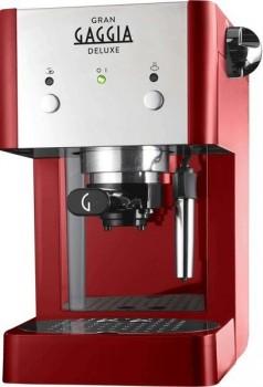 Кофеварка Gaggia Gran Deluxe Red
