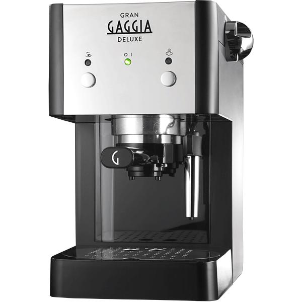 Кофеварка Gaggia Gran Deluxe Black