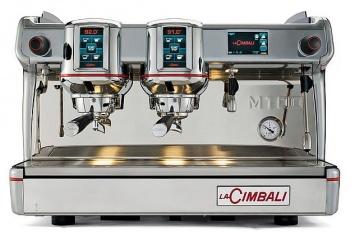 Кофемашина La Cimbali M100 HD DT/2 Turbosteam